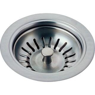 """Delta 72010 Basket Strainer for 3-1/2"""" Kitchen Sink Drains"""
