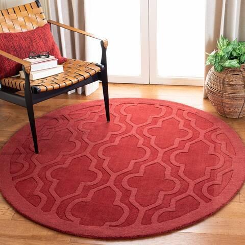 Safavieh Handmade Impressions Baylie Modern Wool Rug