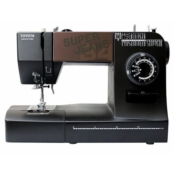 Shop Toyota J40 Super Jeans Sewing Machine Free Shipping Today Unique Omega 3000 Sewing Machine