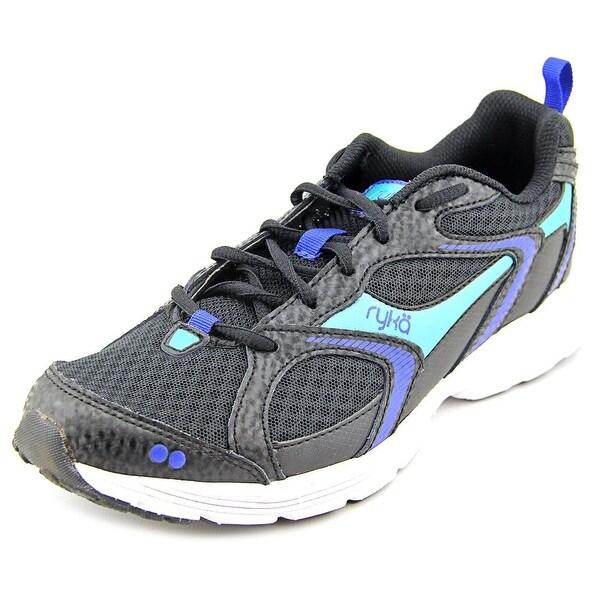 Ryka Streak Women Round Toe Synthetic Black Running Shoe