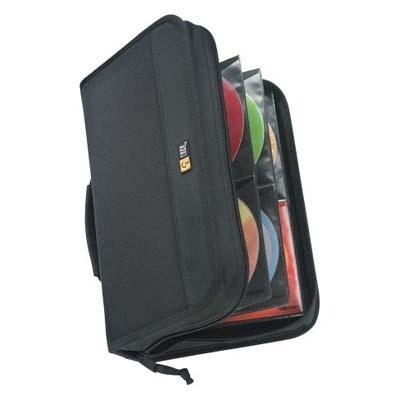 Case Logic 100 Capacity Cd Wallet (Black)