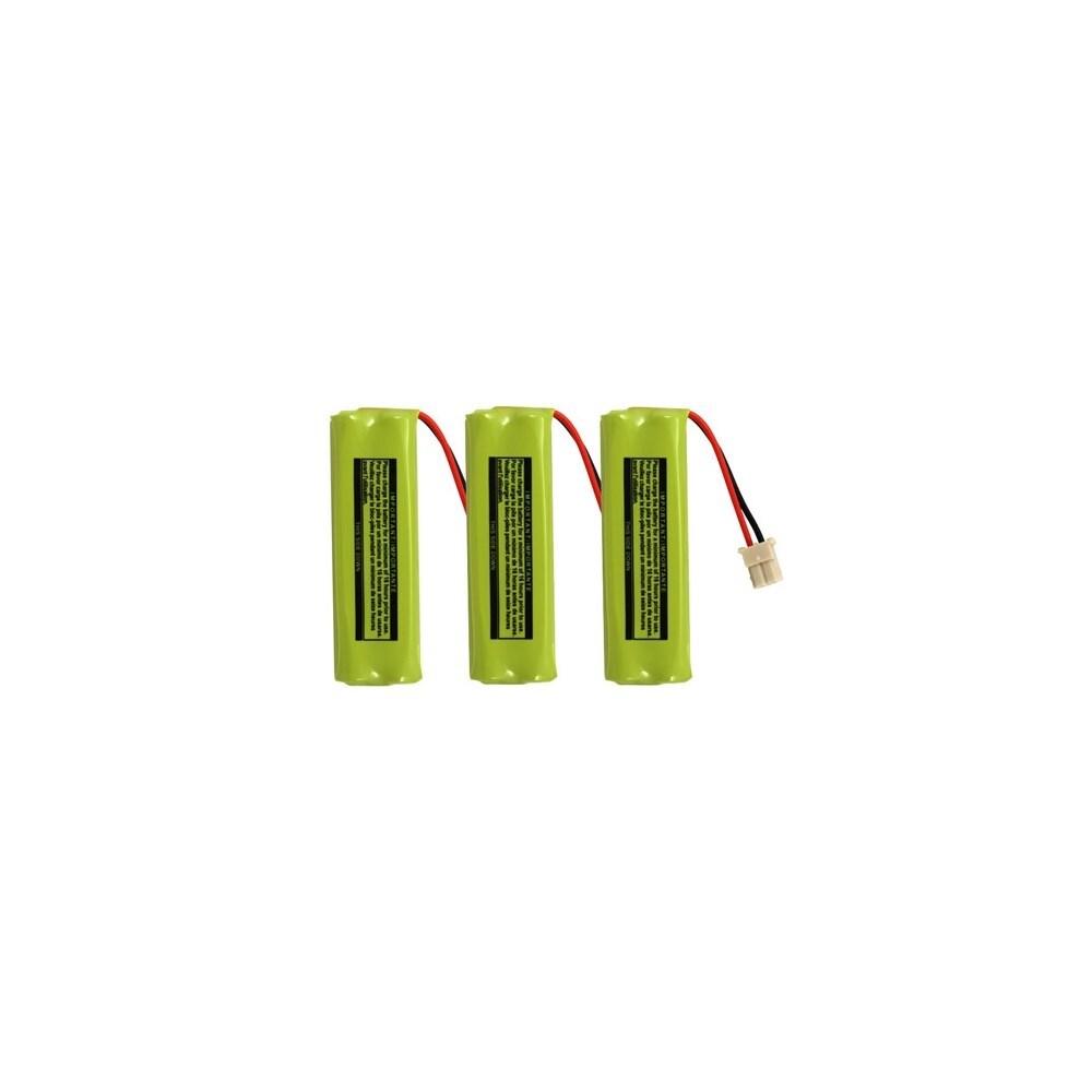 Replacement Battery For VTech BT283482 - Fits CS6419, CS6419-2, LS6425, LS6475-3 - 3 Pack