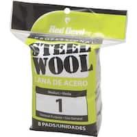 Red Devil 8Pk #1 Steel Wool 0324 Unit: PKG