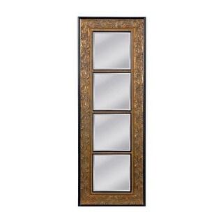 "Mirror Masters MW4104 Skyler 18"" Square Mirror with Decorative Frame"