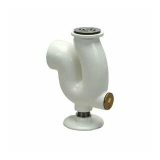 "ProFlo PF003 3"" Cast Iron Trap Standard for Service Sink"
