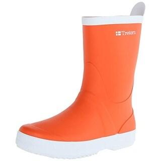 Tretorn Mens Wings Rubber Mid-Calf Rain Boots