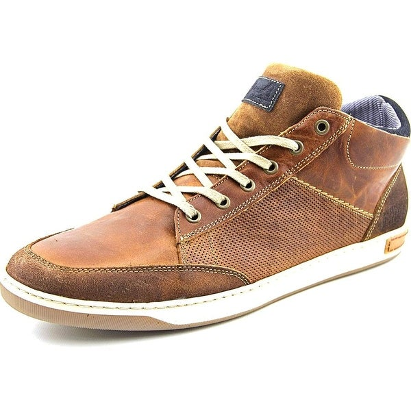 Bullboxer Mens Laytone Lace Up Casual Oxfords - 13