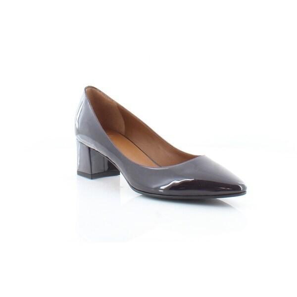 Aquatalia Pheobe Women's Heels Aubergine - 8.5