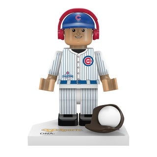 Chicago Cubs 2016 World Series Champions Kyle Hendricks #28 Minifigure - Multi