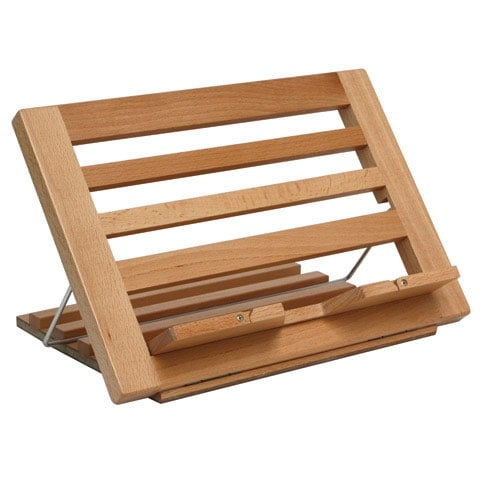 Art Alternatives - Napa Table Easel & Book Stand - Napa Table Easel & Books Stand