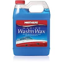Mothers Polish 91532 32 oz Marine Wash N Wax Liquid Soap