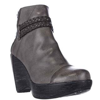 JBU by Jambu Jambu Wedge Ankle Boots - Charcoal