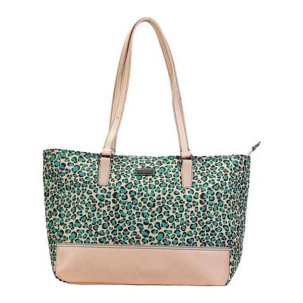 fef4c7b17ab Shop Hadaki by Kalencom Women s Cassandra Tote Primavera Cheetah - US  Women s One Size (Size None) - Free Shipping Today - Overstock.com -  10278138