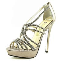 E! Live From The Red Carpet Womens Elvira Open Toe D-orsay Pumps