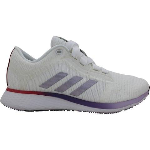 Adidas Edge Lux 4 Cloud White/Purple Tint/Power Pink FX8270 Women's