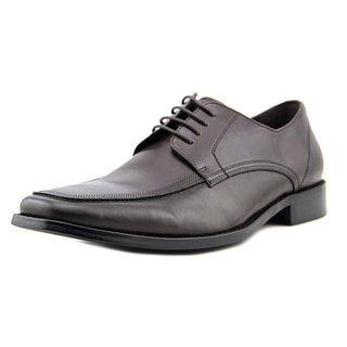 Steve Madden Dressed Men Square Toe Leather Oxford