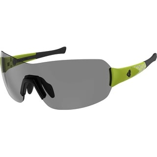 Ryders Eyewear Pace Green with Decal Frame With AntiFog Grey Lens