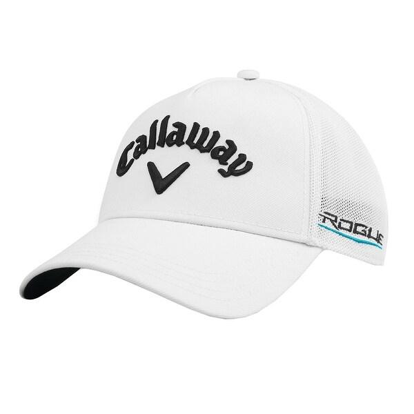 huge discount 56f63 36c97 Shop Callaway Men s Trucker Adjustable Hat - Free Shipping On Orders Over   45 - Overstock - 25730530