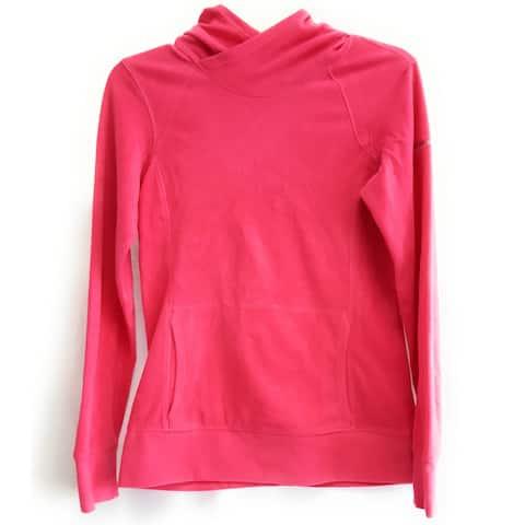 Columbia Women's Glacial Fleece IV Hoodie, Pink, X-Small