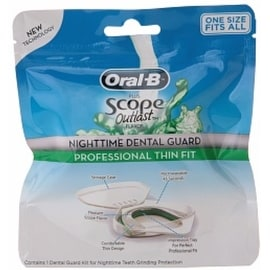 Oral-B Dental Guard, Long Lasting Mint 1 ea
