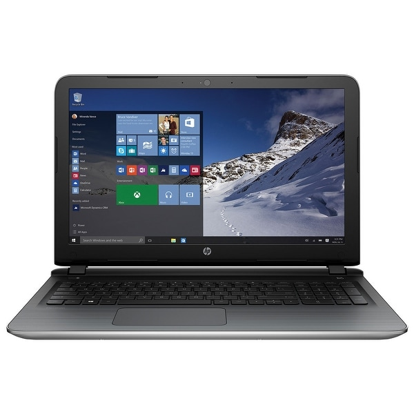 "Refurbished - HP Pavilion 15-ab153nr 15.6"" Laptop AMD A10-8700P 1.8GHz 8GB 1TB Win 10 Home"