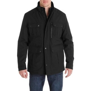 Hawke & Co. Mens Coat Insulated Field