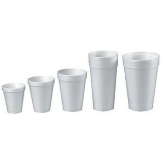 Case-1000 Dart 16 Oz Foam Cup