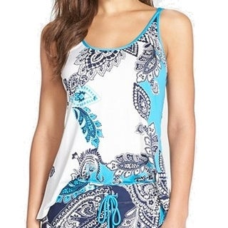 In Bloom by Jonquil NEW Blue Womens Size Large L Stretch Sleepshirt
