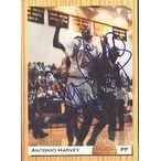 Antonio Harvey Pfeiffer 1993 Classic Draft Picks Autographed Card Rookie Card This item comes with a certificate of
