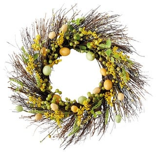 Link to DII Spring Garden Wreath Similar Items in Decorative Accessories