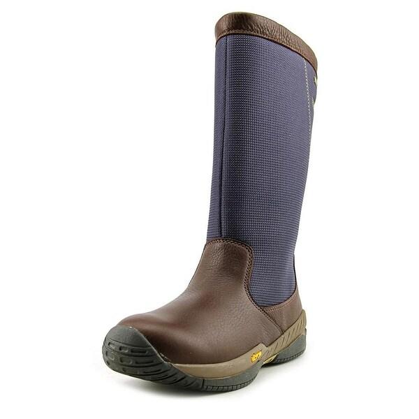 Sebago Marine Squall Women  Round Toe Canvas  Rain Boot