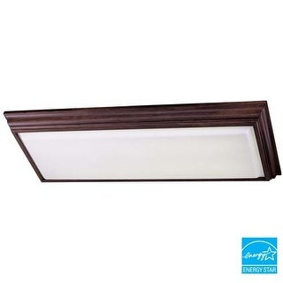 Minka Lavery ML 1002-PL Energy Star Rated Functional Fluorescent Ceiling Fixture from the Kitchen Fluorescent Collection