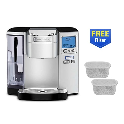 shop cuisinart ss-10 single-serve brewer w/ free 2-pack charcoal ...