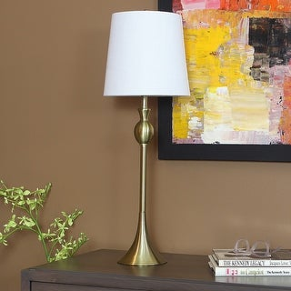 Link to Wynn Brushed Bass Buffet Lamp Similar Items in Table Lamps