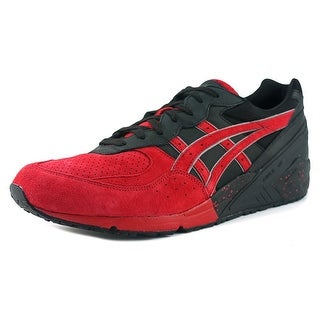 Asics Gel-Sight   Round Toe Suede  Sneakers