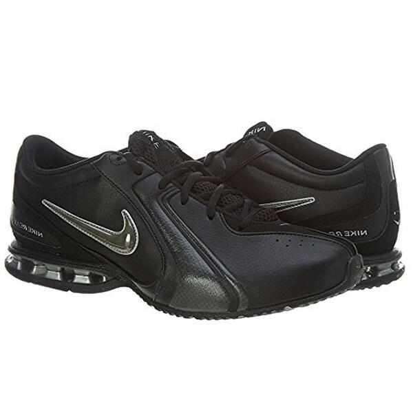 New Nike Men's Reax TR III SL Cross Trainer Black/Newsprint