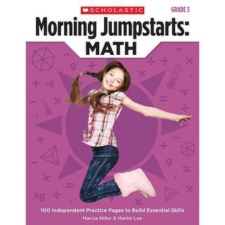Morning Jumpstarts Math Gr 3