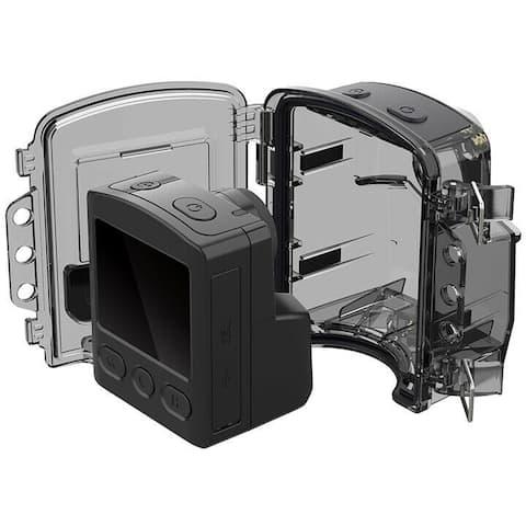 Brinno - ATH1000 Waterproof Outdoor Camera Housing Unit - Black