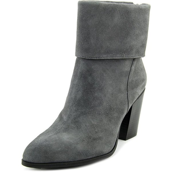 Alfani Lauree Women Pointed Toe Suede Ankle Boot