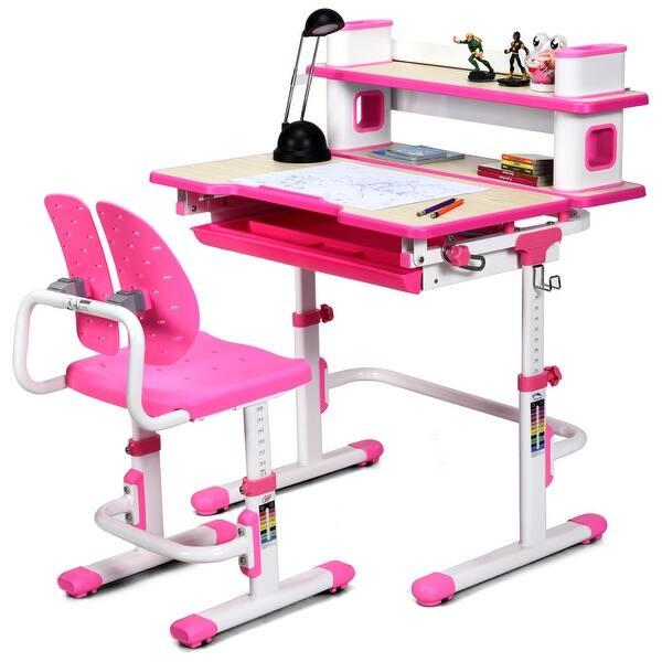 Desk Chair Set Height Adjule