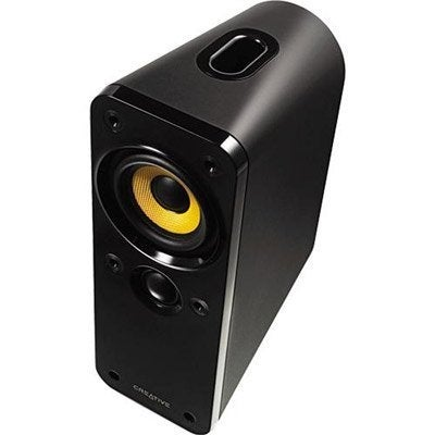 Creative Labs GigaWorks T20 Series II 2.0 Multimedia Speaker System BasXPort