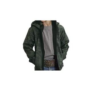 Roper Western Jacket Boys Wind Resistant Brown 03-397-0780-0532 BR