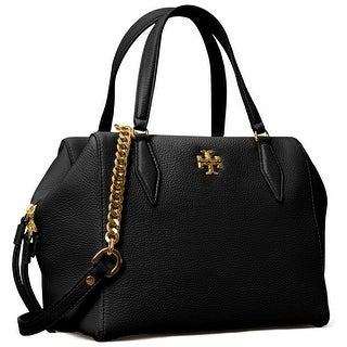 Link to Tory Burch Womens Kira Pebbled Satchel Handbag Similar Items in Shop By Style