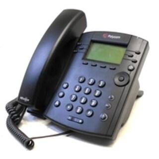Polycom VVX 300 IP Phone - Cable - Desktop - 6 x Total Line - (Refurbished)
