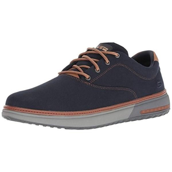 Folten-Verome Boat Shoe,8.5 M Us,Navy