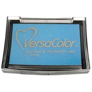 VersaColor Pigment Ink Pad Large Cyan