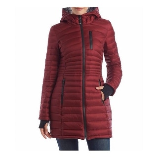 HFX Halifax Red Down Packable Petite