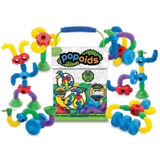 Romper Room(TM) Popoids(TM) Building Set (60 Pieces)