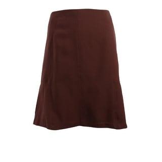 Tommy Hilfiger Women's Classic Bordeau Skirt