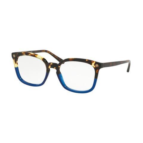 Tory Burch TY2094 1823 52 Bordeaux/porcini Tortoise Woman Square Eyeglasses